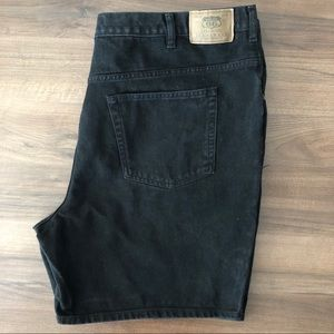 Route 66 Vintage Relaxed Fit Jeans Shorts